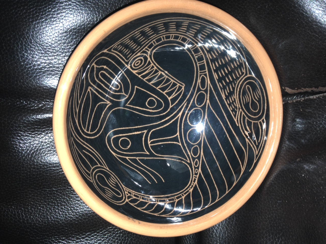 OLHIYO The Ancient Sea Lion dish-front
